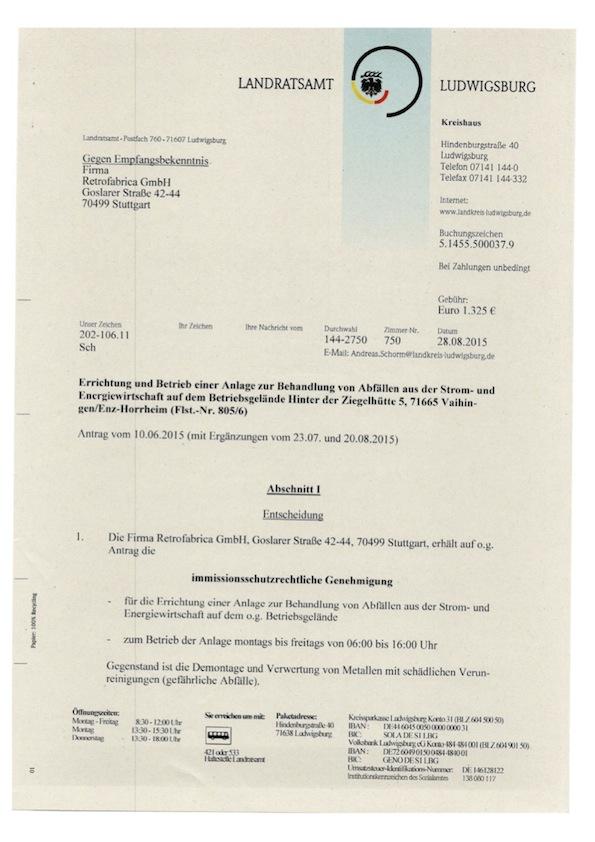 BimSchG_retrofabrica GmbH_Vaihingen-Horrheim_20150828